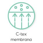 C tex membrana