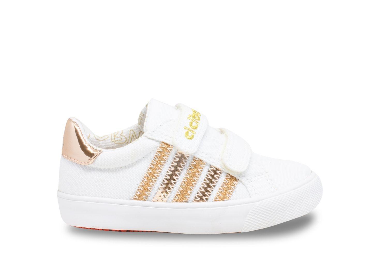 CANVAS 304715 WHITE-GOLD
